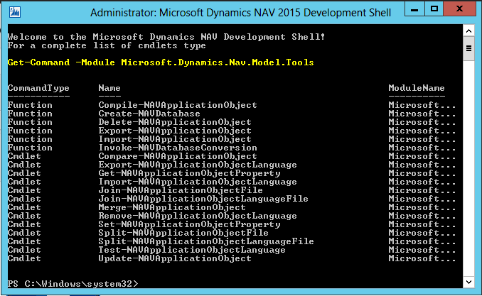 Join and Split Text objects using PowerShell in NAV 2015