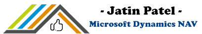 Jatin Patel - Microsoft Dynamics NAV/365 Business Central